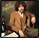 Dean Friedman Album Cover
