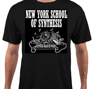NYSS-Tshirt BLACK