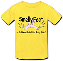 Smelly Feet T-Shirt