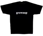 Grownup-Tshirt