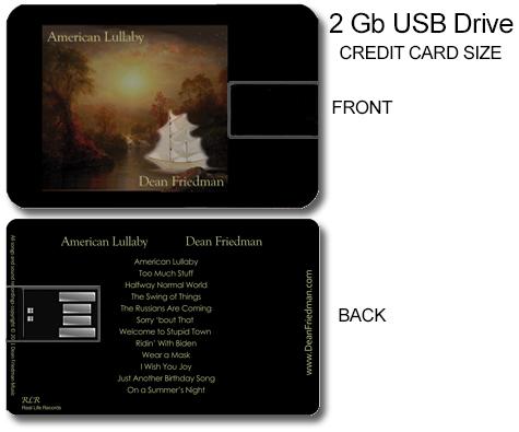 American Lullaby-USB